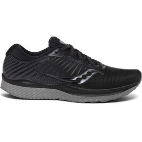 saucony Guide 13 Schoenen Heren, blackout